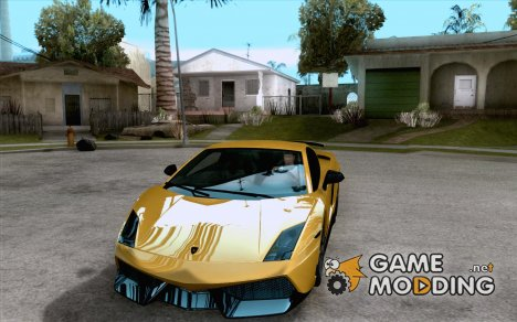 Lamborghini Gallardo LP570-4 Superleggera 2011 for GTA San Andreas