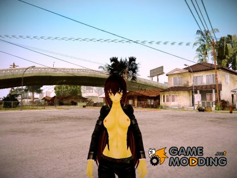 Anime Girl Ver 1.2 for GTA San Andreas