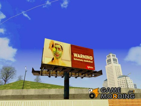 GTA V Billboards для GTA San Andreas