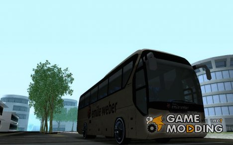 Emile Weber Neoplan Tourliner for GTA San Andreas