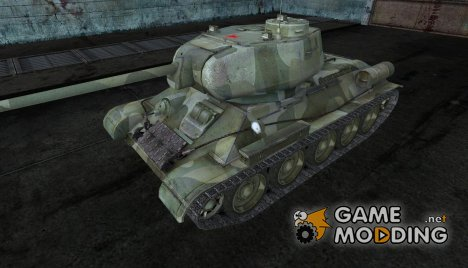 T-34-85 4 for World of Tanks