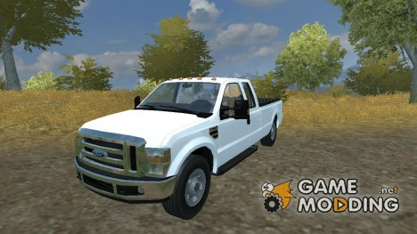 Ford F 350 v 2 for Farming Simulator 2013