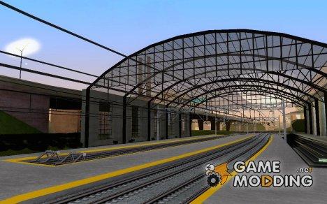Высокоскоростная железнодорожная линия для GTA SA for GTA San Andreas