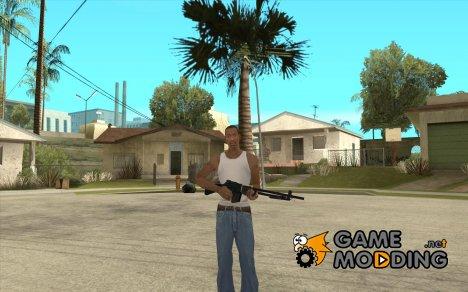 Browning M1919 для GTA San Andreas