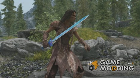 Sword Of Salvation для TES V Skyrim