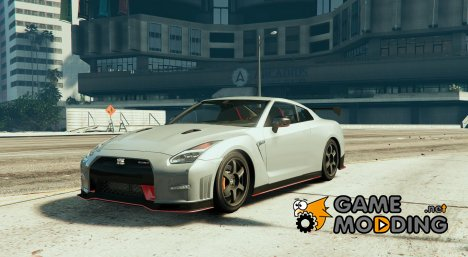 2015 Nissan GTR Nismo 1.2 for GTA 5