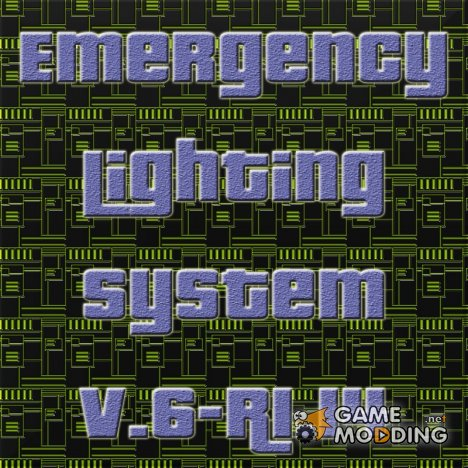Emergency Lighting System v.6-R1.14 for GTA 4