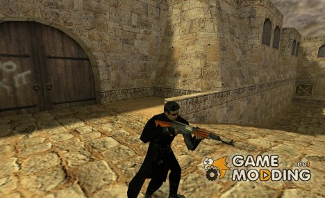 Neo Matrix для Counter-Strike 1.6