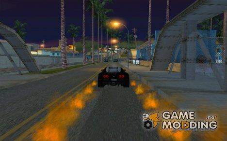 Car Effect for GTA San Andreas