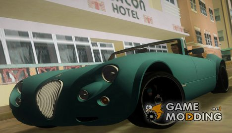 Wiesmann Roadster MF3 for GTA Vice City