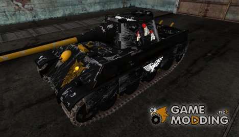 Panther II Hoplite (по Вархаммеру) для World of Tanks