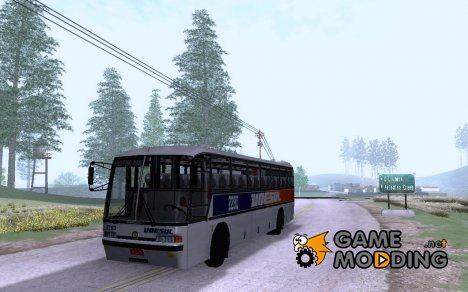 Marcopolo Viaggio GV1000 Unesul для GTA San Andreas