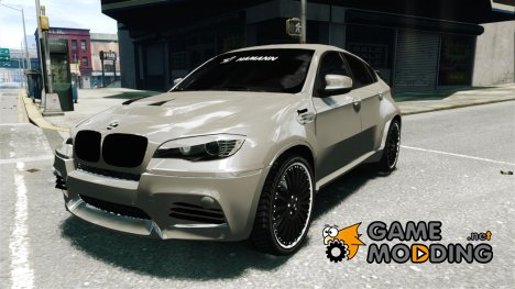 BMW X6 Hamann v2.0 for GTA 4