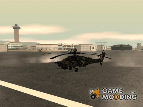 Mi-28N Havoc for GTA San Andreas