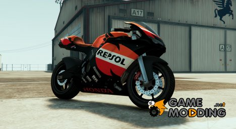 Honda CBR1000RR Repsol for GTA 5