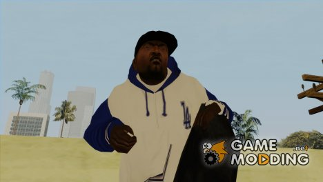 Sweet из Crips for GTA San Andreas