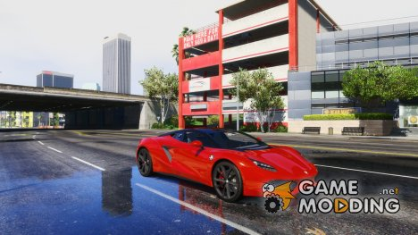 Arrinera Hussarya (Polish Supercar) 6.0 для GTA 5