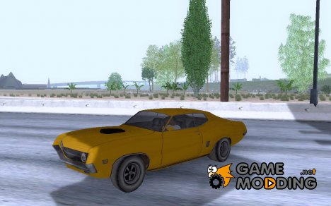 Ford Torino 70 v.2.0 Tuning Edition for GTA San Andreas