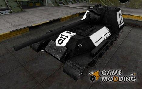 Зоны пробития СУ-100М1 for World of Tanks