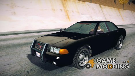 GTA V Unmarked Police Cruiser для GTA San Andreas