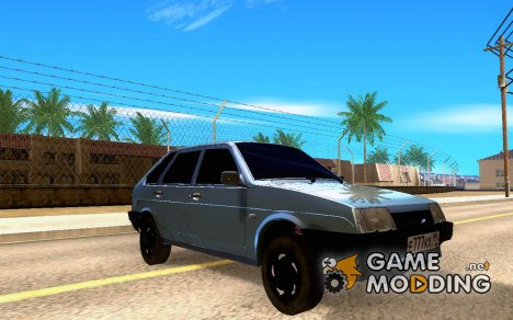 ВАЗ 2109 XeneX Tuning для GTA San Andreas