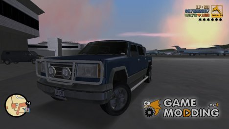 Cartel Cruiser HD для GTA 3