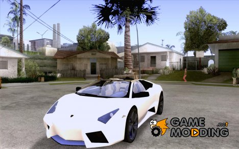 Lamborghini Reventon Roadster for GTA San Andreas