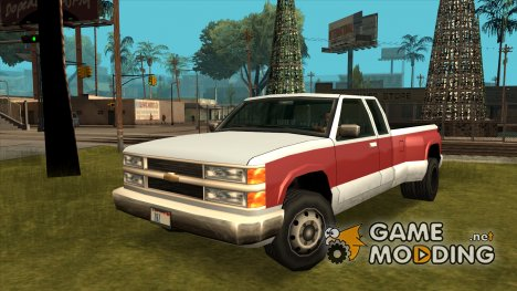 Chevrolet Silverado SA Style for GTA San Andreas