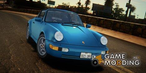 1989 Porsche 911 Carrera 4 Targa (964) (US-Spec) for GTA San Andreas