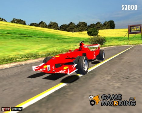 Ferrari F1 for Mafia: The City of Lost Heaven