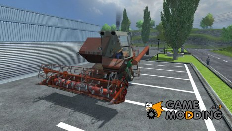 СК-5 Нива для Farming Simulator 2013