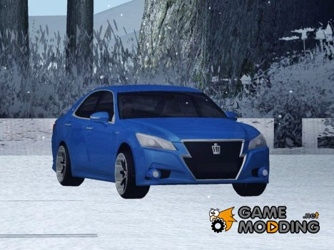 Toyota Crown Hybrid Athlete 2013 for GTA San Andreas