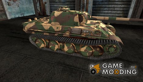 PzKpfw V Panther 02 for World of Tanks