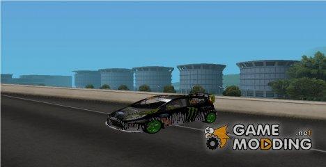 Пак крутых машин от JekaGusb для GTA San Andreas