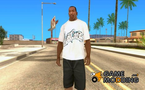 West Coast Customs T-Shirt for GTA San Andreas