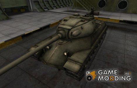 Шкурка для китайского танка 110 для World of Tanks