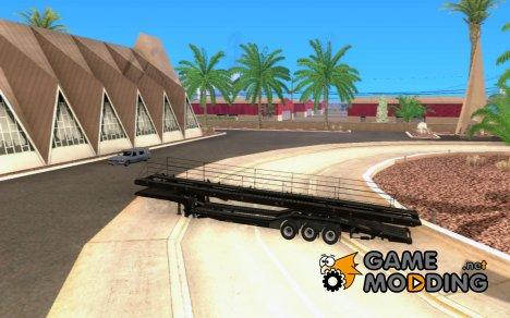 Прицеп-автовоз for GTA San Andreas