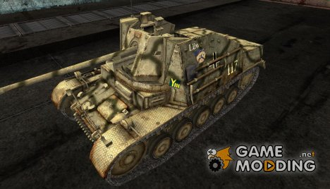 Marder II 6 for World of Tanks