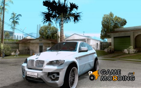 BMW X6 Tuning for GTA San Andreas