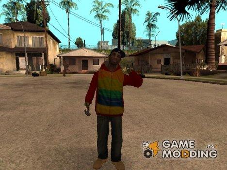 Playboy X для GTA San Andreas