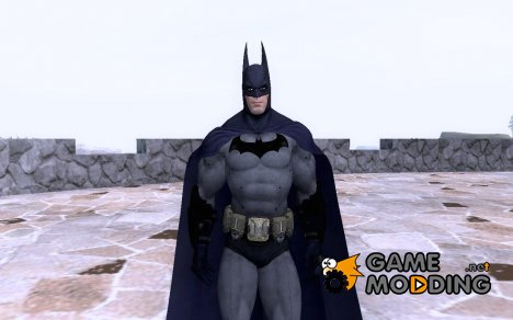 Batman Ac standart costume for GTA San Andreas