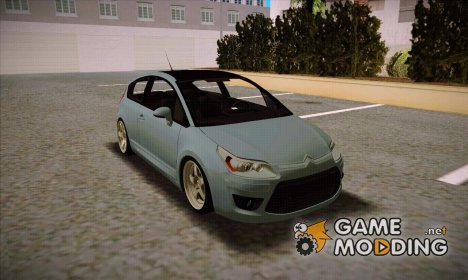 Citroen C4 for GTA San Andreas