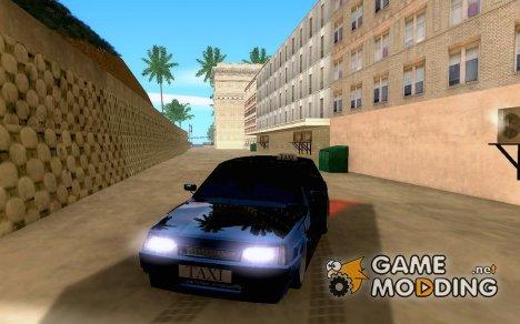 Ваз 21099 Такси for GTA San Andreas