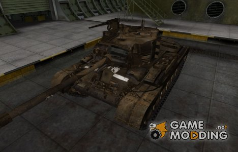 Скин в стиле C&C GDI для M46 Patton для World of Tanks