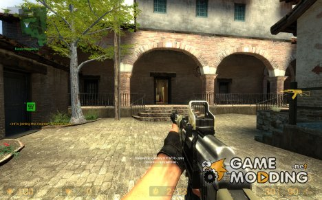 Darkness Device Sand Camo AK-47 for Counter-Strike Source