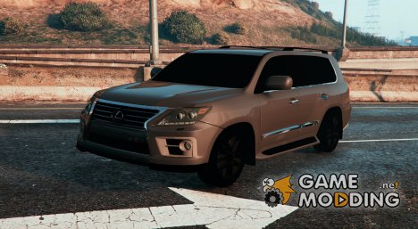 2014 Lexus LX 570 for GTA 5