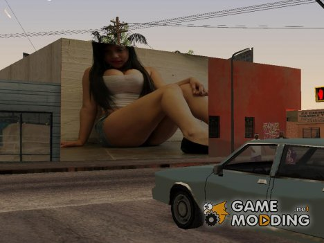 New Paint for GTA San Andreas