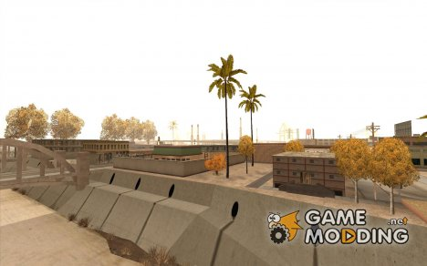 Autumn Mod v3.5Lite for GTA San Andreas