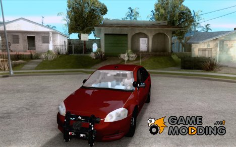 Chevrolet Impala Unmarked для GTA San Andreas