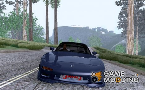 Mazda FD3S RX-7 Simple Edit для GTA San Andreas